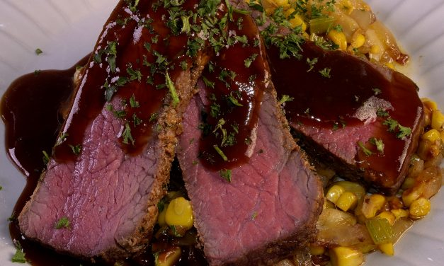 Beef Trimmings Brown Stock/Gravy