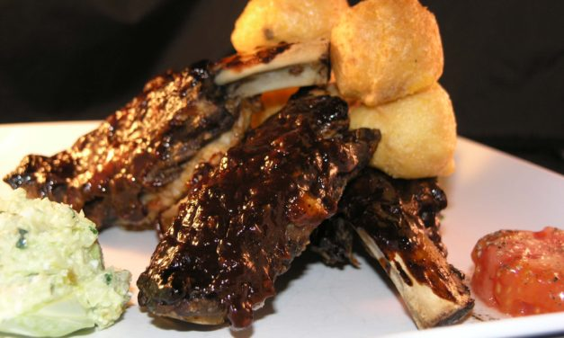Sous Vide Indoor BBQ Beef Back Ribs