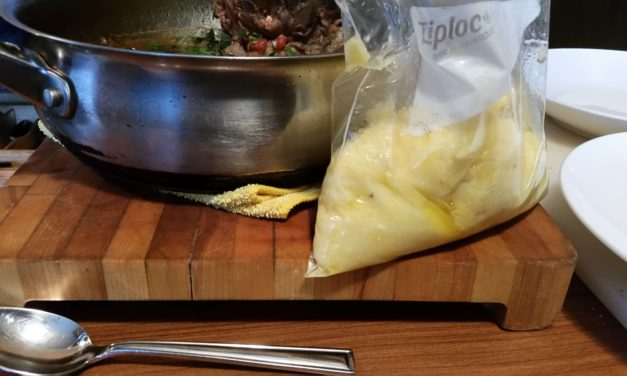 Sous Vide Polenta – Don't Call Them Grits!