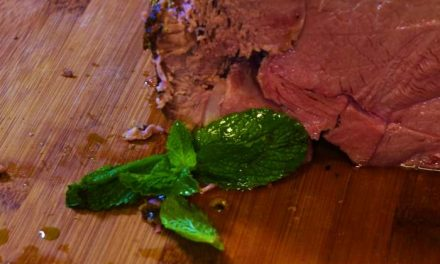 Sous Vide Leg of Lamb, and the Subsequent Chronicle