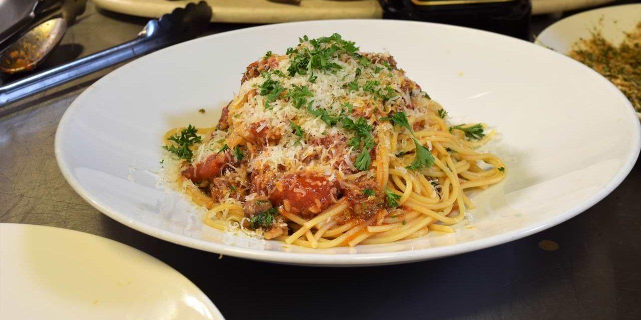 Sous Vide Beef Shortribs Ragu, Spaghett'