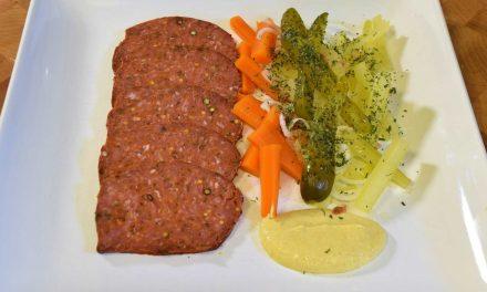 Sous Vide Cool Summer Sausage