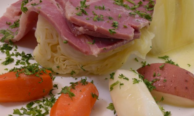 Sous Vide Corned Beef and Cabbage, the Full Treatment
