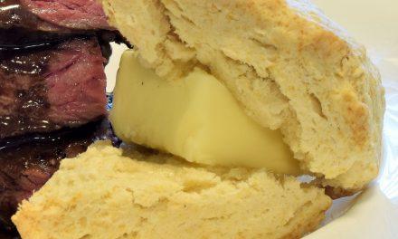 Biscuit Bechamel