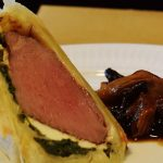 Sous Vide Sensation: Beef in Phyllo Crust with Spinach and Feta