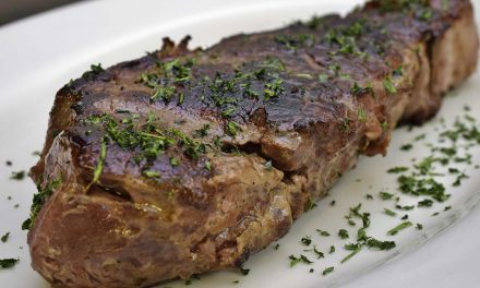 Sous Vide: Cutting a Whole New York/Striploin into Steaks for Sous Vide Processing