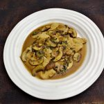 Sous Vide: Chicken Marsala, Marsala Chicken?