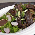 Sous Vide: Beef Flanken Short Ribs, Garam-ecue Style