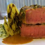 Sous Vide: Sous-B-Q Beef Top Sirloin Center Cut