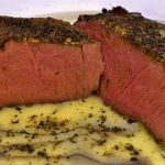 Sous Vide: Beef Top Sirloin Steak