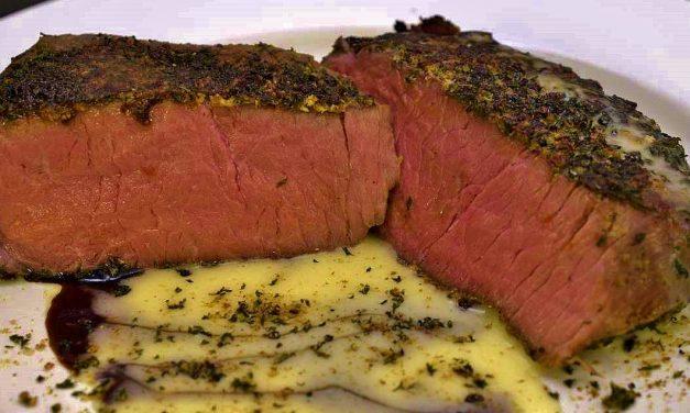 Sous Vide: Beef Top Sirloin Steak