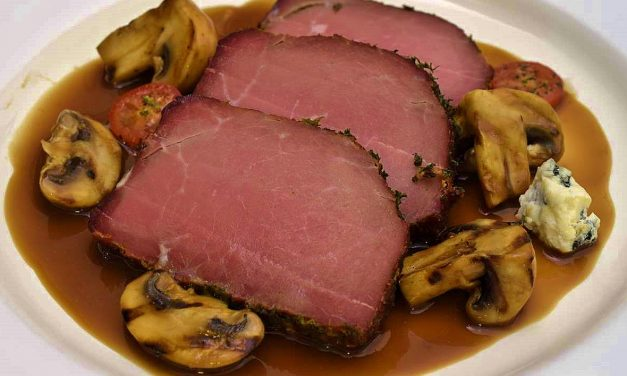 Sous Vide: Sous-B-Q Beef Top Sirloin Roast and Beyond