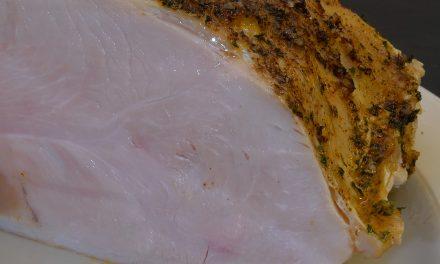 Sous Vide: Non-Thanksgiving Turkey Breast 2020