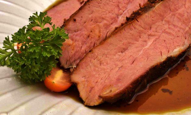 Sous Vide: Beef Tri-tip Roast–Sous-B-Q