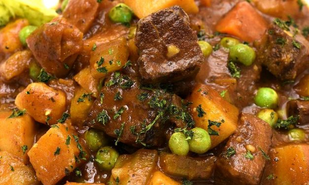 Sous Vide: The Retherm–Stove Top Beef Stew