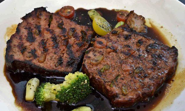 Sous Vide: Sous-B-Q Meatloaf