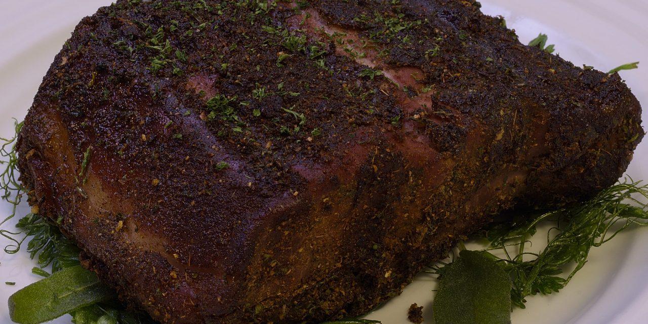 Sous Vide: The Quarantine Series, Part 8: Center Cut Pork Loin Roast