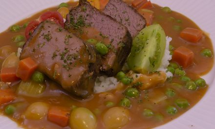 Sous Vide: The Quarantine Series, Part 10: Braising Bison (or any tough protein)
