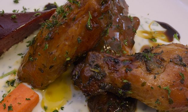 Sous Vide: The Quarantine Series, Part 13B: Smoked Chicken Wings