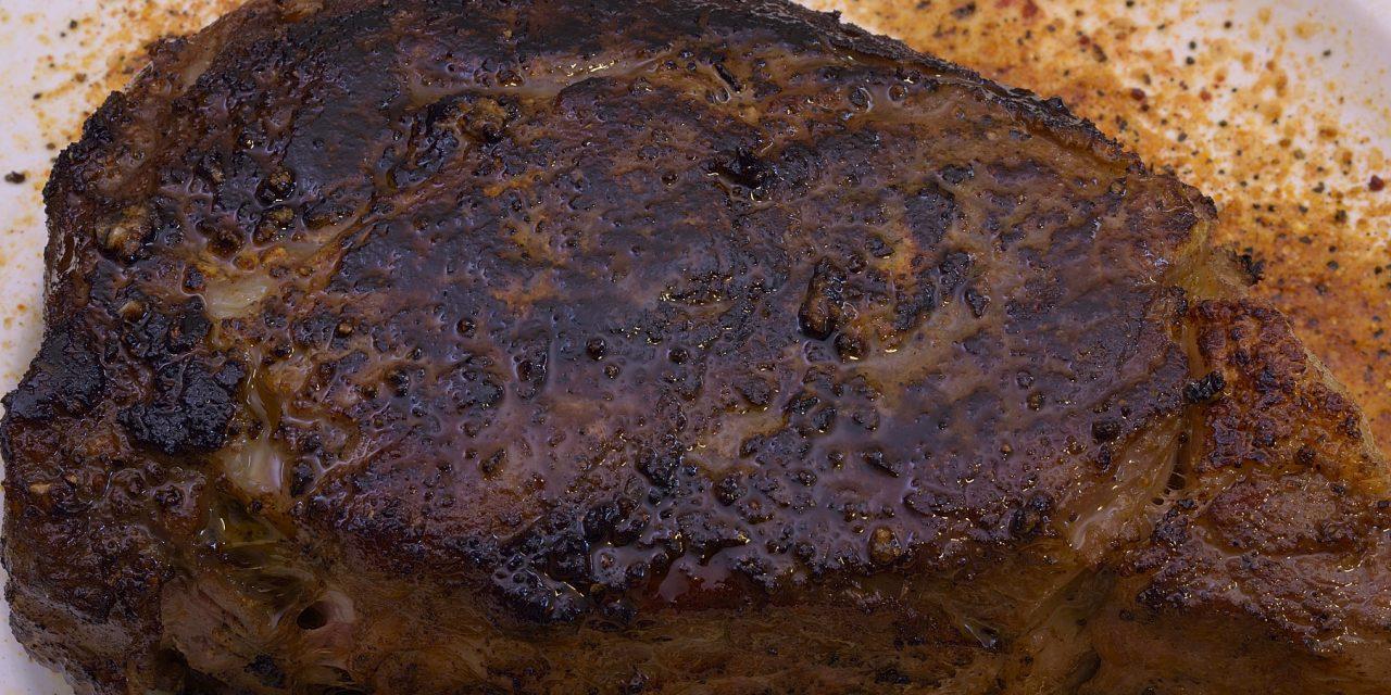 Sous Vide: The Quarantine Series, Part 11: Beef Rib Eye Steak, ad infinitum