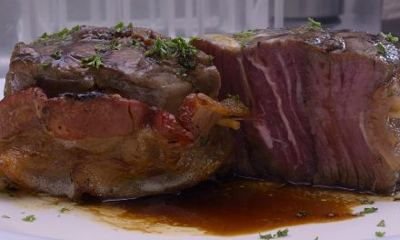 "Sous Vide: Beef Rib Eye ""Alternate Destinations"""