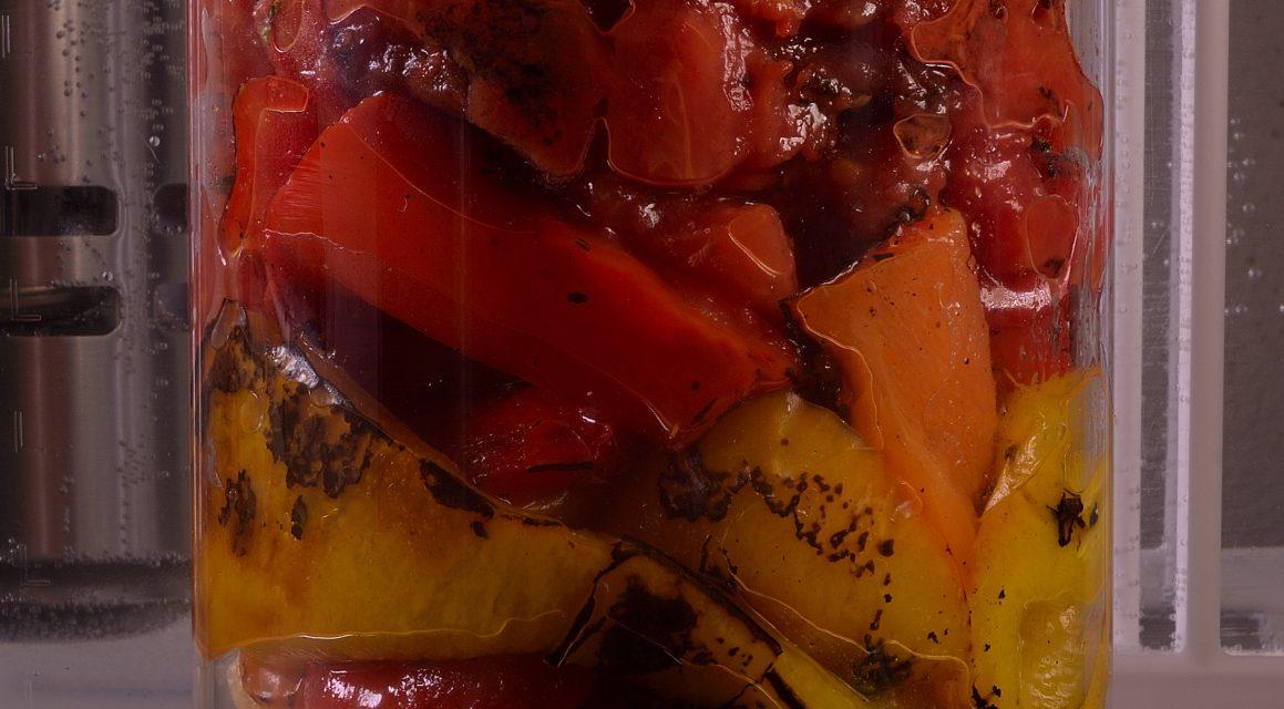 Romesco With Toasted Pumpkin Seeds